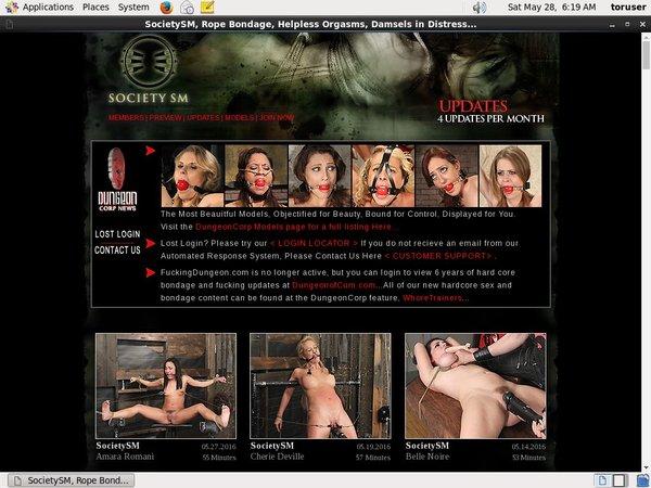 Accounts Societysm.com Free