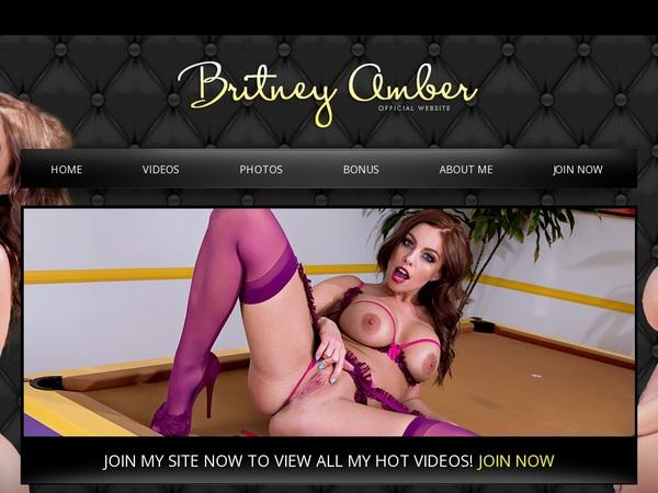 Britneyamber.com Discount Free