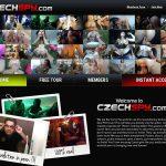 Buy Czechspy.com Account