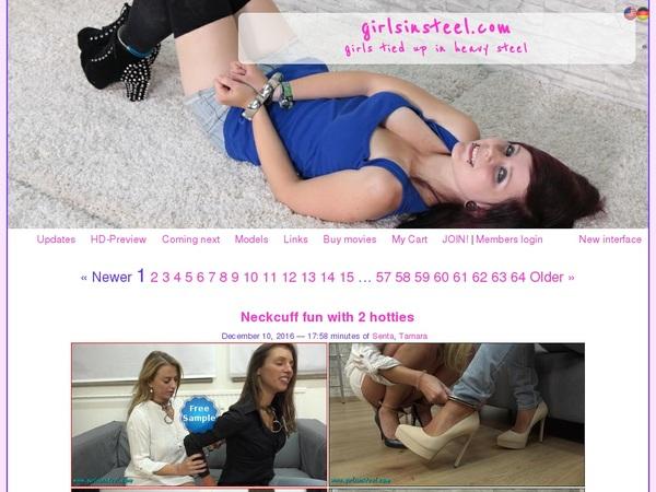 Girlsinsteel.com Discount Code