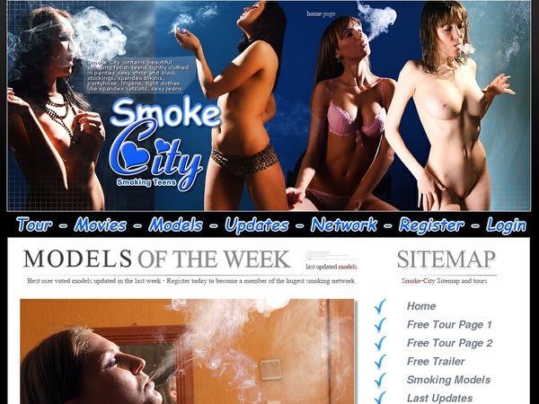 Join Smoke City For Free