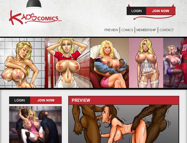 Kaos Comics Discount Review