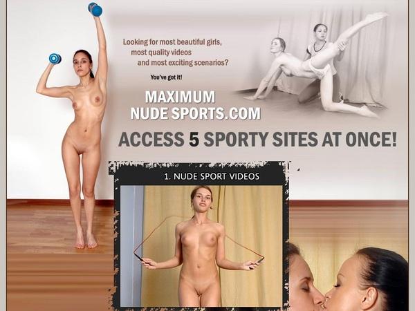Maximum Nude Sports Network Login