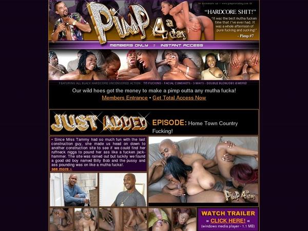 Pimp4aday.com Password Share