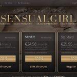 Sensual Girl Bank