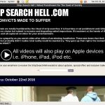 Strip Search Hell Subscriptions