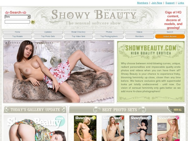 Showy Beauty Solo