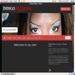Indigoallegra.modelcentro.com Coupon