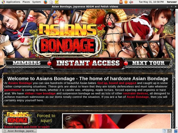 Asians Bondage Full Episodes