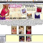 Cameltoetease Website Password