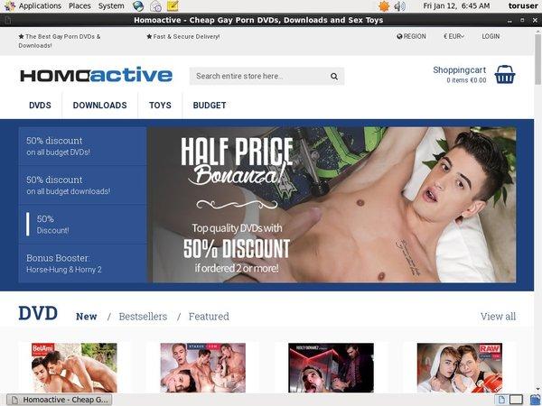 Homo Active Full Hd
