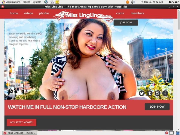 Miss Ling Ling Review