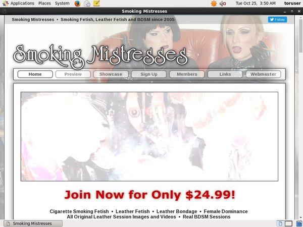 Free Access Smokingmistresses