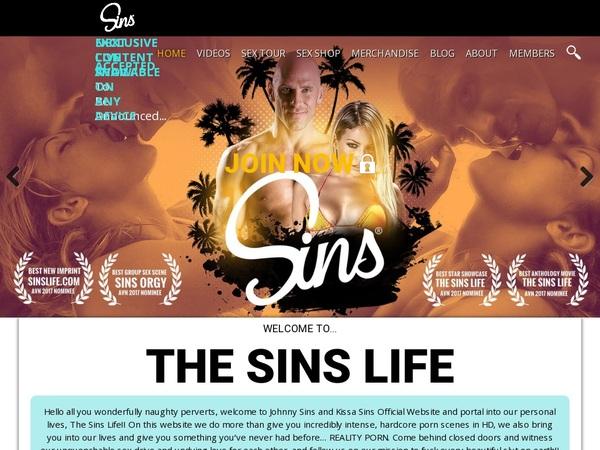Sins Life Gay