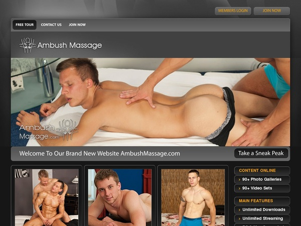 Ambushmassage Codes