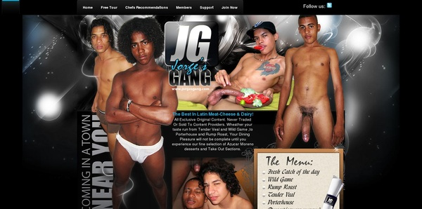 Free Jorges Gang Movie
