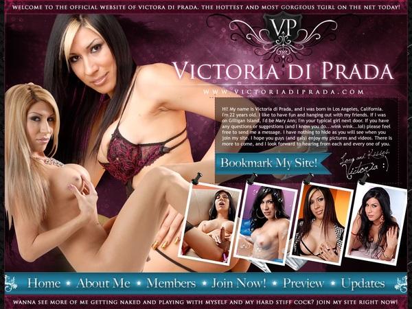 Mobile Victoriadiprada Account