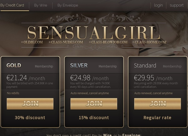 Sensual Girl Get Access