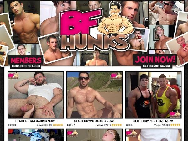 BF Hunks Pasword