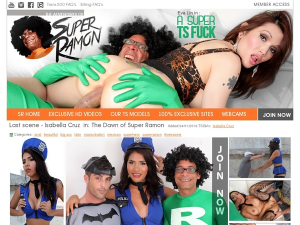Super Ramon New Hd