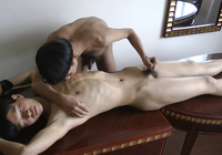 Asian Slave Boy asian muscle men
