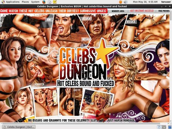 Celebs Dungeon Paysafecard