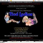Tied Ladies Discount Username