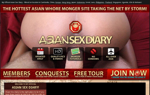 Asian Sex Diary For Free