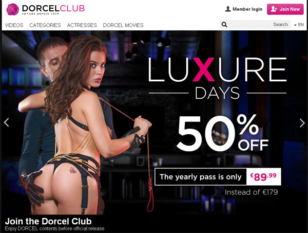 Dorcelclub.com Tour
