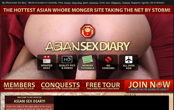 Asian Sex Diary Com Paypal