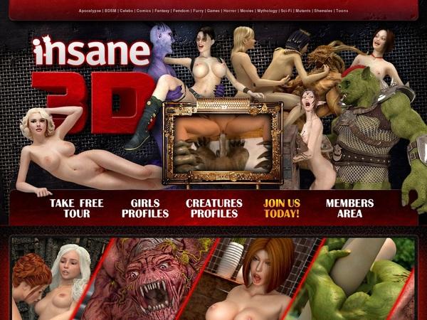 Discount Insane 3D
