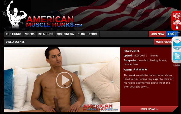 American Muscle Hunks Pay Pal Account