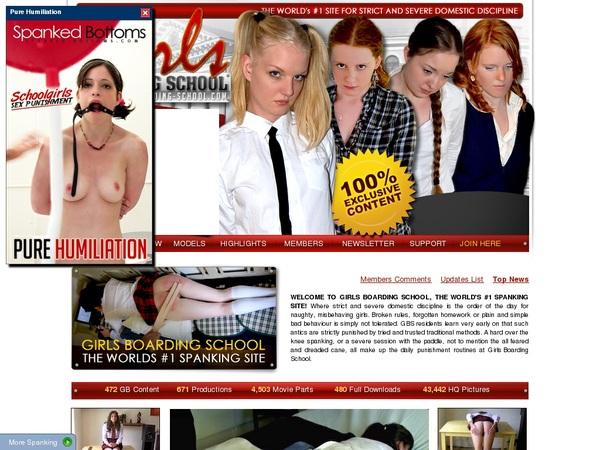 Girls-boarding-school.com Blushes